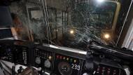 Viele Verletzte bei U-Bahn-Unglück