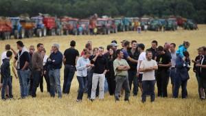 Französische Bauern blockieren Grenzen zu Deutschland