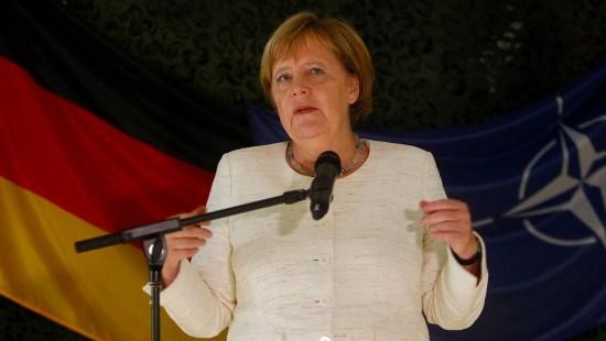 Merkel: Koalition wird daran nicht zerbrechen