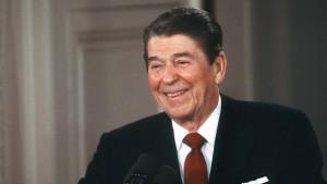 Ein Hauch von Reagan