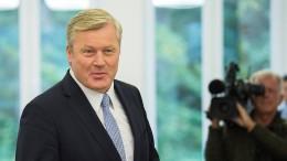 """CDU-Kandidat Althusmann und sein """"A-Team"""""""