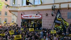 Pokalfinale Meistercorso BVB 13.05.2012