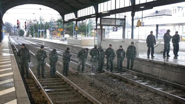 Bombenalarm in Bonn