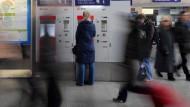 Im Durchschnitt zahlen Bahnkunden 42,30 Euro pro Ticket.