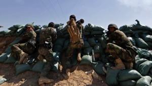 Mehr als tausend Tote seit Beginn der Isis-Offensive
