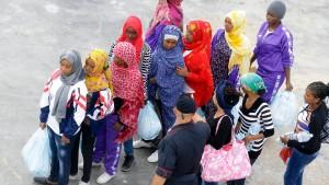 Bundesregierung lehnt Aufnahme von mehr Flüchtlingen ab