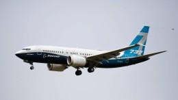 FAA-Chef fliegt Boeings 737 Max