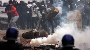 Algerien schickt die Studenten nach Hause