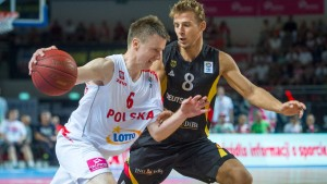 Pleite für deutsche Basketballer