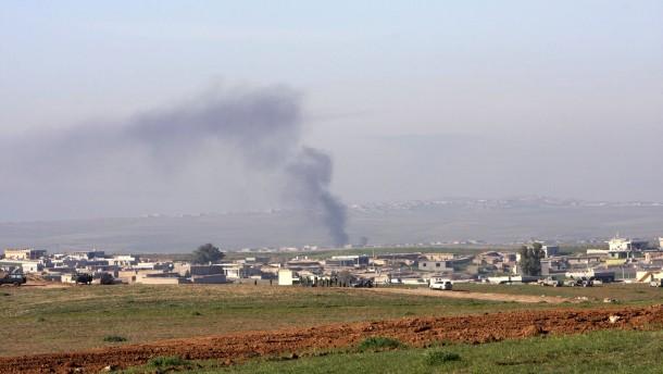 IS-Miliz verlor erst ein Prozent ihrer Gebiete
