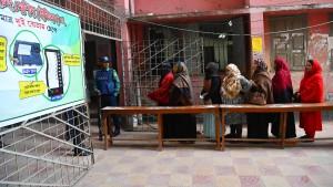 Mindestens zwei Tote bei Wahl in Bangladesch