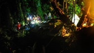 Mehr als 40 Tote bei Busunglück in Brasilien