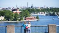 Inselhopping zu Stockholms Attraktionen