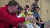 """Cricket-Paradies"""" für afghanische Flüchtlinge"""
