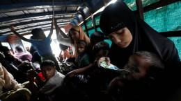Muslime berichten von weiteren Übergriffen in Burma
