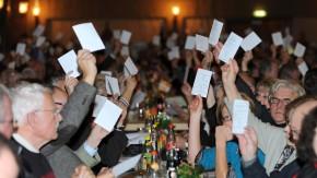CDU-Nominierungsparteitag Schwarzwald-Baar/Kinzigtal