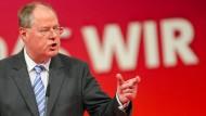 Auf dem SPD-Sonderparteitag gab ein selbstbewusster Kanzlerkandidat den Startschuss für den Bundestagswahlkampf.