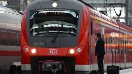 Neues Angebot für die Deutsche Bahn
