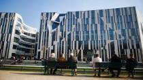 Der Kö-Bogen in Düsseldorf ist ein beliebtes Ziel der konsumfreudigen Gäste aus den Golfstaaten.