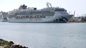 Kreuzfahrtschiff mit zwei Corona-Toten legt in Florida an