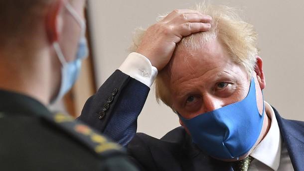 Maskenpflicht in Geschäften bald auch in England