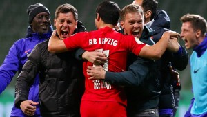 Vorfreude aufs DFB-Pokalfinale