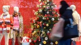 Werden die Weihnachtsgeschenke in diesem Jahr teurer?