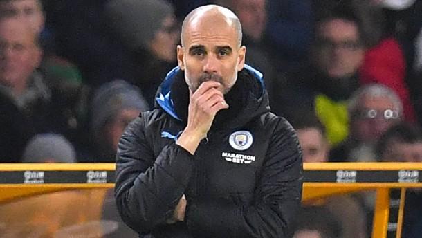 Manchester City stolpert in Wolverhampton