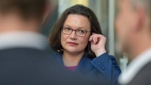 Die Reflexe der SPD