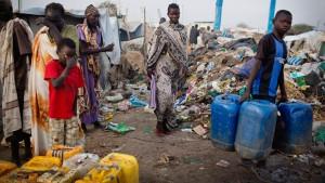 UN: Einer Million Menschen droht der Hungertod