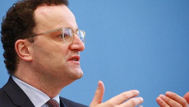 FDP empört über hausinternes Papier von Spahn