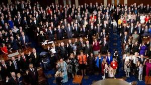 Demokraten stimmen für Ende im Haushaltsstreit – Weißes Haus droht mit Veto