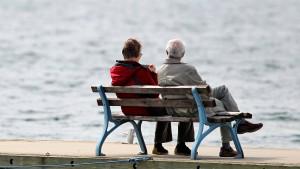 Immer mehr Menschen gehen mit 63 in Rente