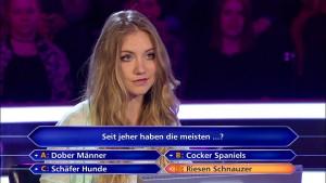 Studentin scheitert an Jauchs erster Quizfrage
