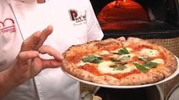 Woher kommt denn eigentlich die Pizza?