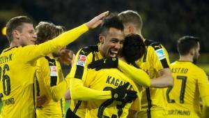 Dortmund siegt ohne jeden Glanz