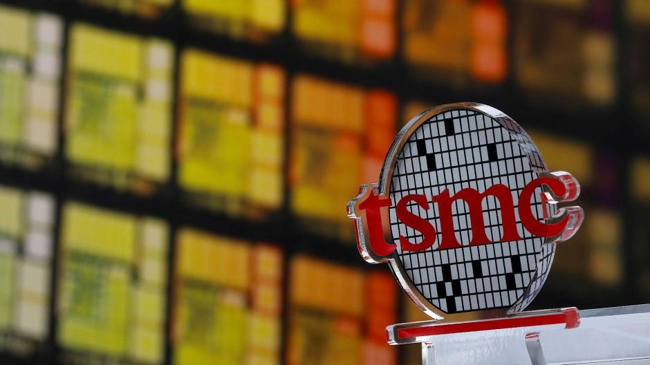 TSMC profitiert vom Halbleitermangel.