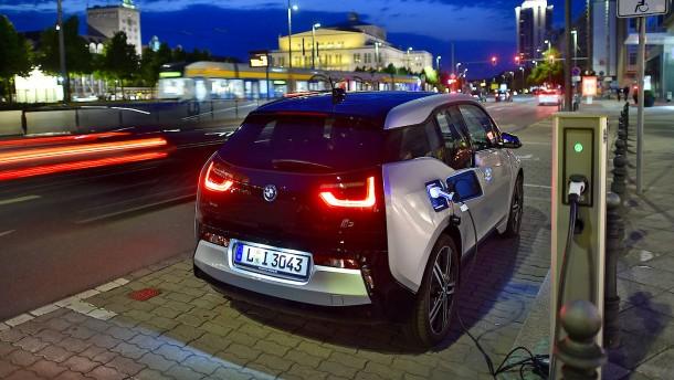 Nur 17 Millionen Euro für BMW