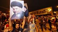 Schiitenführer Muqtada al Sadr