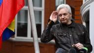 Julian Assange ist jetzt Ecuadorianer