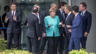 G7-Staaten beginnen Beratungen