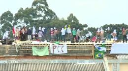 Gewaltvoller Gefängnisaufstand in Brasilien