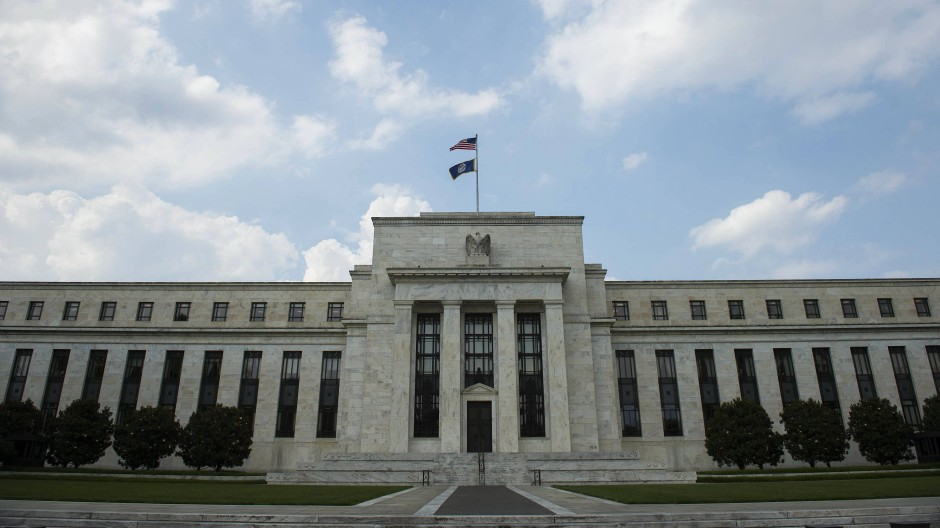 Gebäude der Federal Reserve in Washington