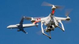 Anti-Drohnen-Technik