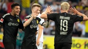 BVB-Joker Brandt leidet mit Götze