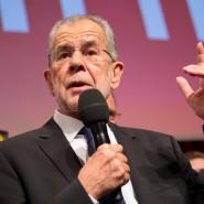 Österreichs neuer Präsident Alexander van der Bellen