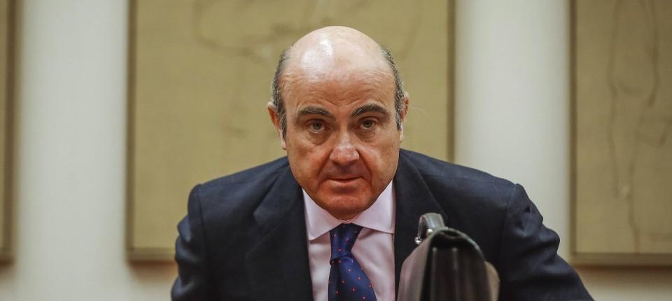 Spanien Schlagt Luis De Guindos Als Ezb Vize Vor