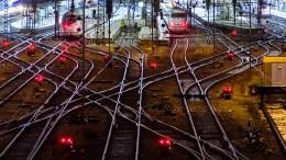 Bundesregierung behindert Wettbewerb auf der Schiene