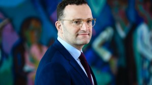 Jens Spahn entlässt Staatssekretär Lutz Stroppe