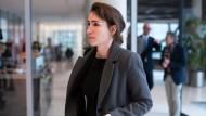 Die AfD-Bundestagsabgeordnete Mariana Harder-Kühnel soll Bundestagsvizepräsidentin werden.